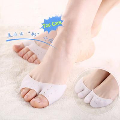 矽膠足尖腳趾頭防痛保護套 (2.8折)