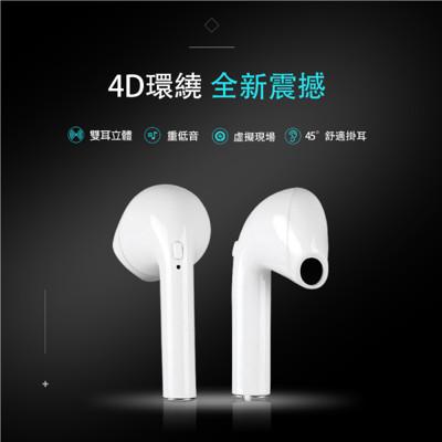 【最新藍牙5.0】i9重低音真無線藍牙耳機 (5折)