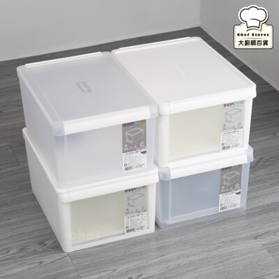 樹德小屋子整理箱13L鞋櫃鞋架下開式抽屜整理盒收納盒DB-13-大廚師百貨 (0.6折)