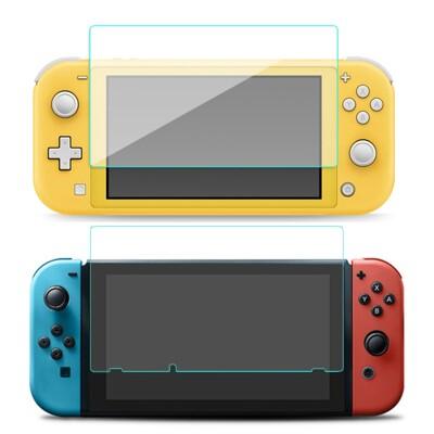 nintendo switch 系列 9h 亮面 鋼化玻璃保護貼 switch lite 保貼 (2.5折)