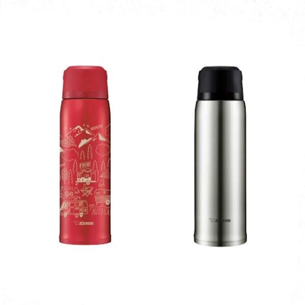 象印 1l slit不鏽鋼真空保溫瓶保溫杯 sj-js10 最便宜只要950!