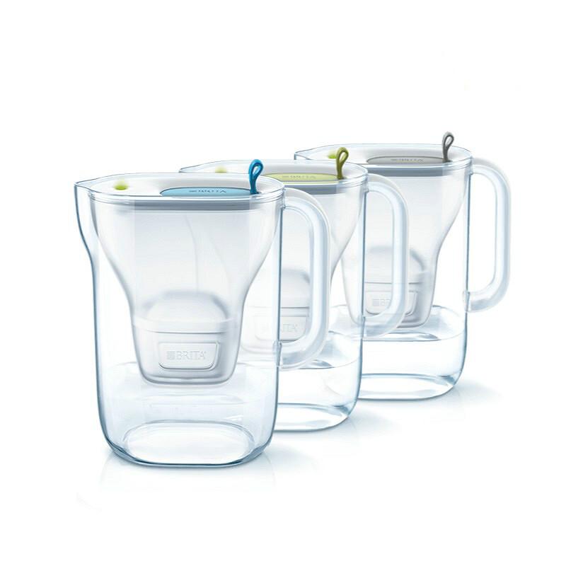 新年促銷買再送輕水瓶brita style 3.6l純淨濾水壺一入 只要1390帶走!