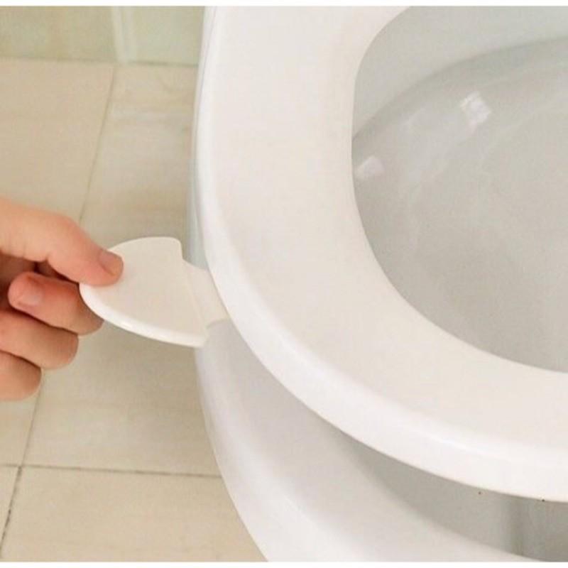 創意便攜馬桶提蓋器 衛生不沾手方便手提把