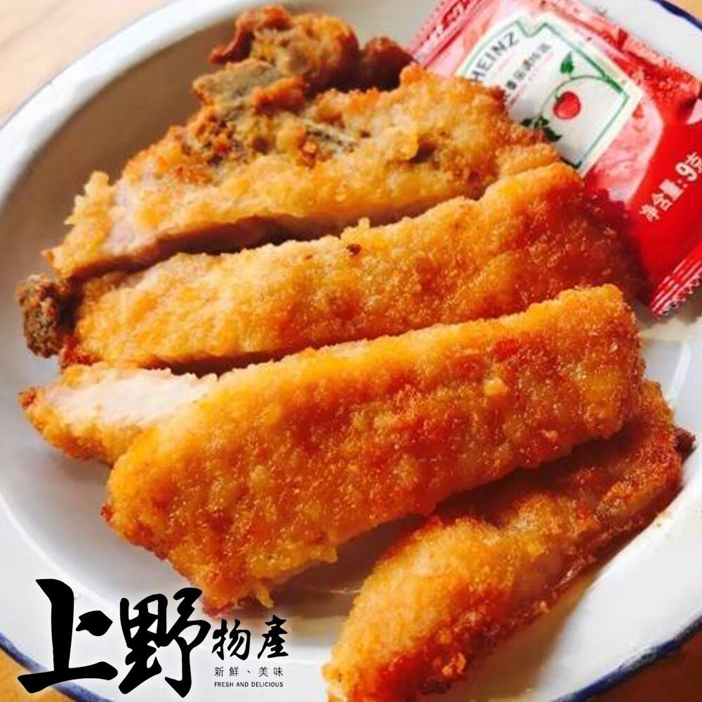上野物產特級厚切排骨70g10%/片