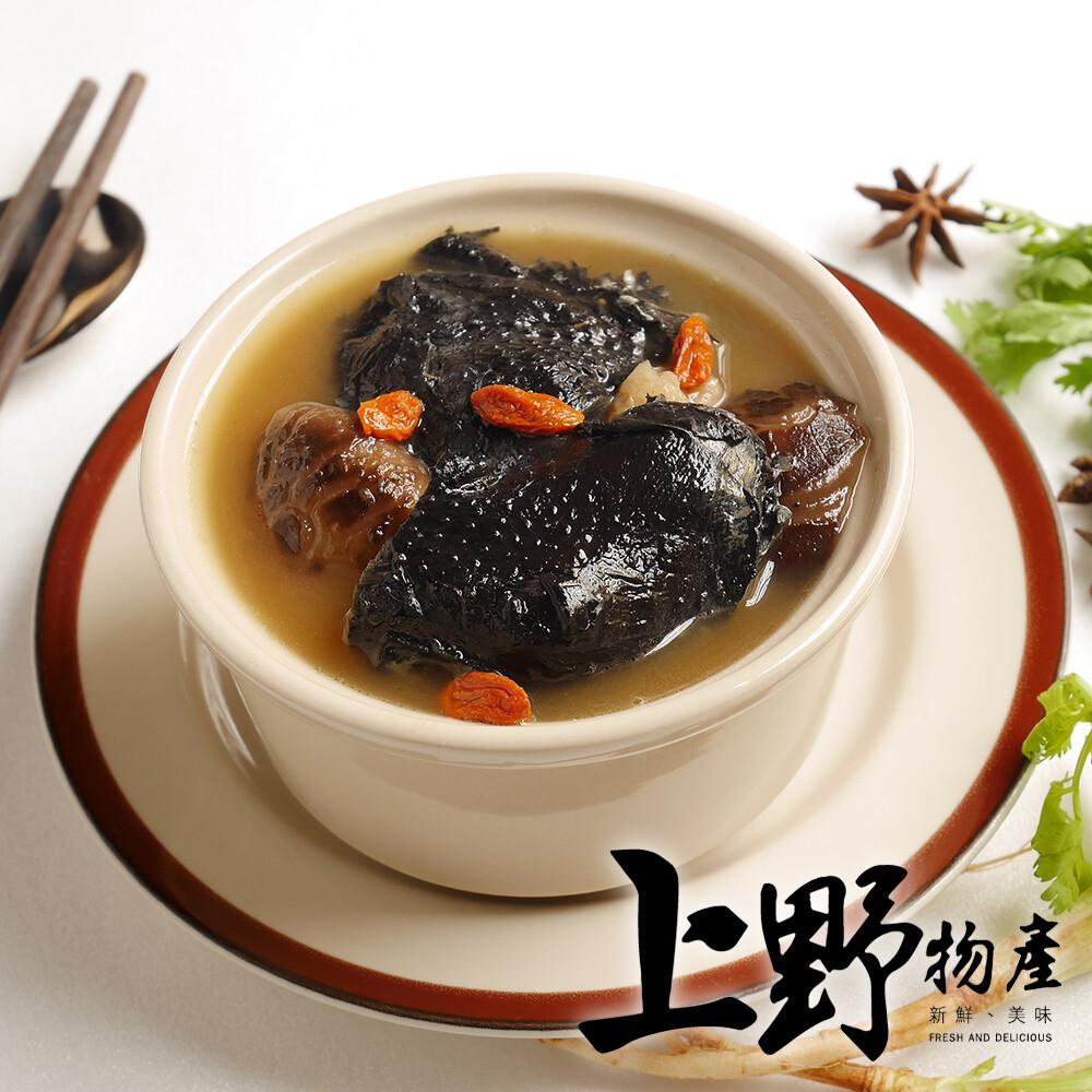 上野物產真材實料只用台灣好料 香菇黃金燉雞湯 500g/包