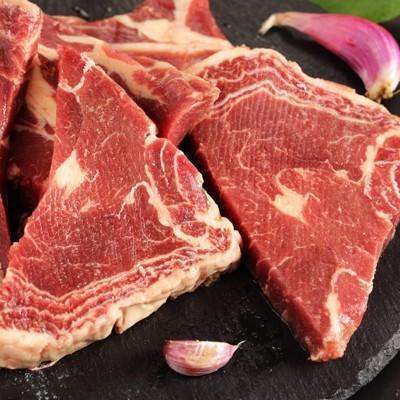 【上野物產】超大包500g便宜美味NG牛肉  形狀不美但品質一流 原肉