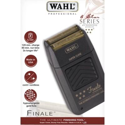 Wahl華爾 5星finale 8164 五星電推剪 刮鬍刀 (7.6折)