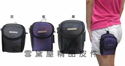 KAWASAKI 外掛式腰包4.7吋裸機台灣製造品質保證 三用功能PDA袋 防水尼龍布材質 (3.8折)