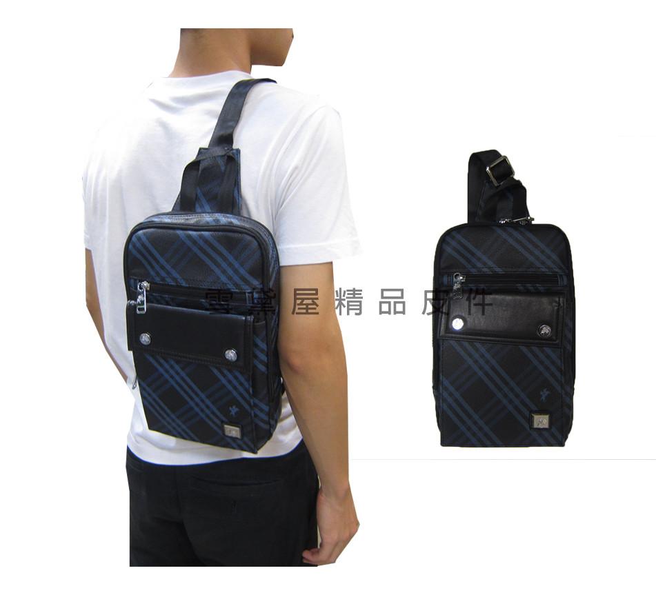 單後背包小容量主袋+外袋共五層二層主袋口單左右肩背進口防水防刮皮革