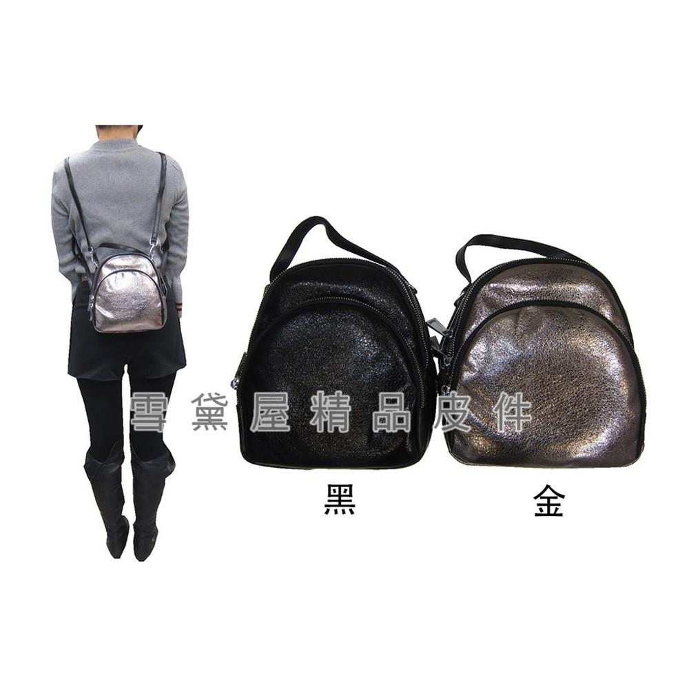 ~雪黛屋~count 後背包超小型容量主袋+外袋共三層手提肩背斜背後背多功能防水防刮皮革bcd500