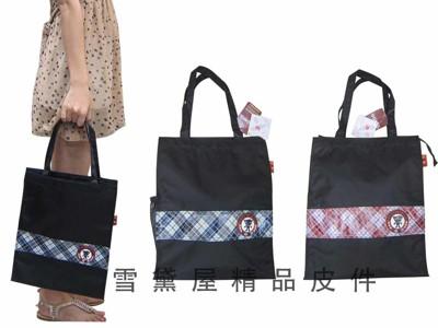 提袋直式多功能提袋防水尼龍布材質台灣製造品質 (2.6折)