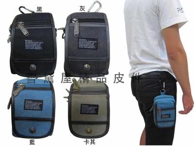 SPYWALK掛腰包4.7吋手機適用腰背式肩斜包隨身品包 (3.2折)