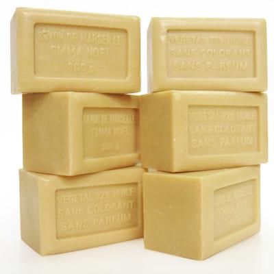 法國艾瑪諾耶 皇室御用經典棕梠白馬賽皂300g (5.2折)