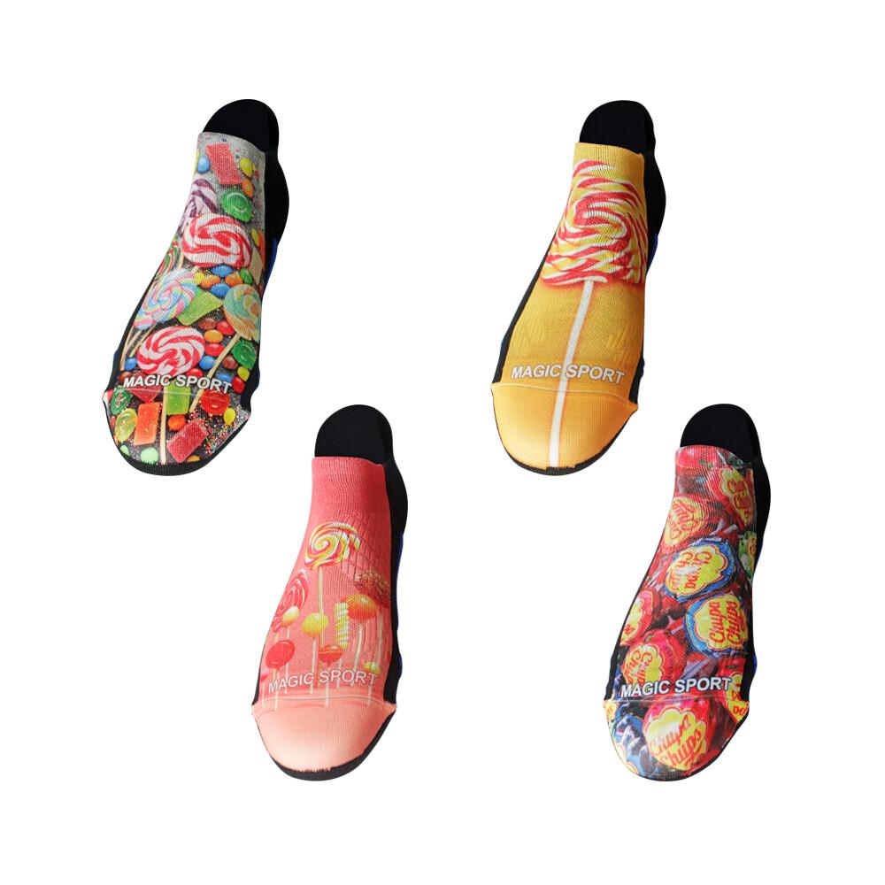 美肌刻 防香港腳抗菌踝襪 薄款踝襪 四入組 jg-01820y14w