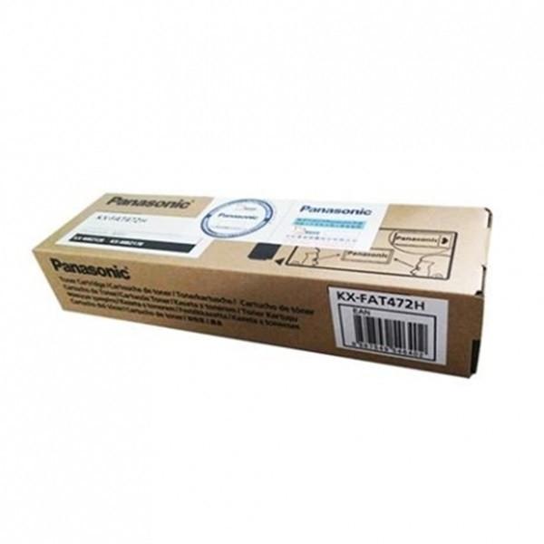 panasonic kx-fat472h 原廠碳粉匣 適用:kx-mb2128tw/kx-mb217