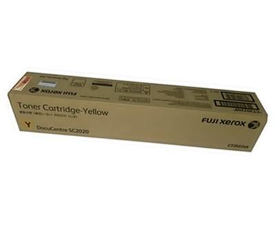 Fuji Xerox CT202249原廠黃色碳粉匣 適用:DocuCentre SC2020 (7.3折)