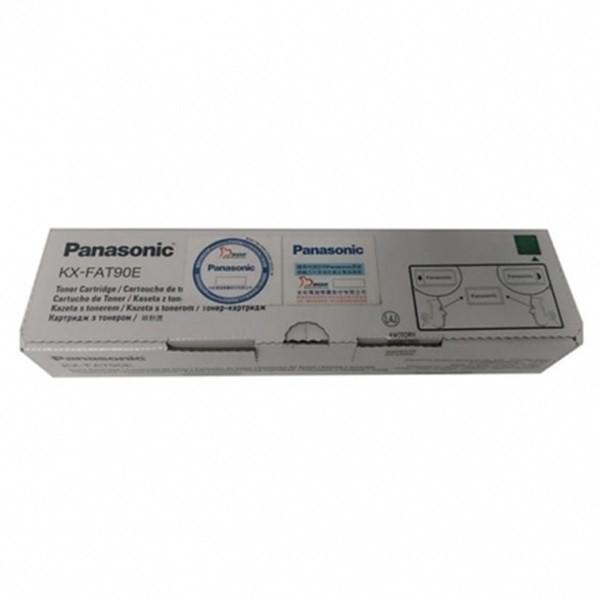 panasonic kx-fat90e 原廠碳粉匣 適用:kx-fl323tw/kx-fl421