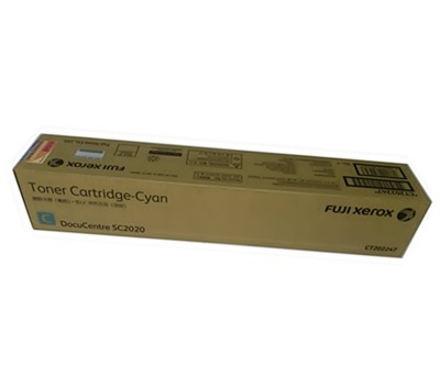 Fuji Xerox CT202247原廠藍色碳粉匣 適用:DocuCentre SC2020 (7.3折)