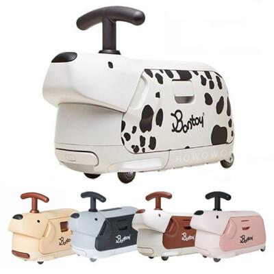 Bontoy Traveller 韓國騎乘行李箱 紅點設計美學 兒童行李箱 7866 (7.5折)