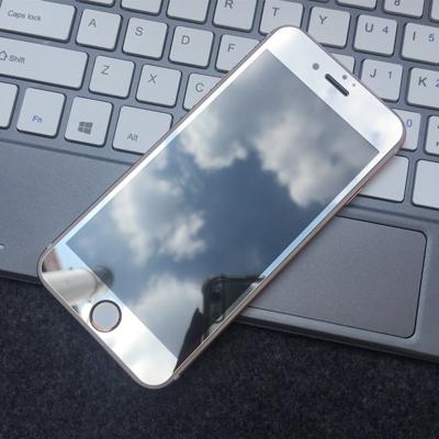 Apple iPhone6 i6s i6 滿版玻璃貼 鏡面 日本旭硝子玻璃貼 鋼化膜 電鍍貼 9H (5.3折)