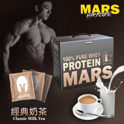 【美顏力TMP】戰神Mars 低脂乳清 乳清蛋白 分離式乳清蛋白 奶茶口味 (9.9折)