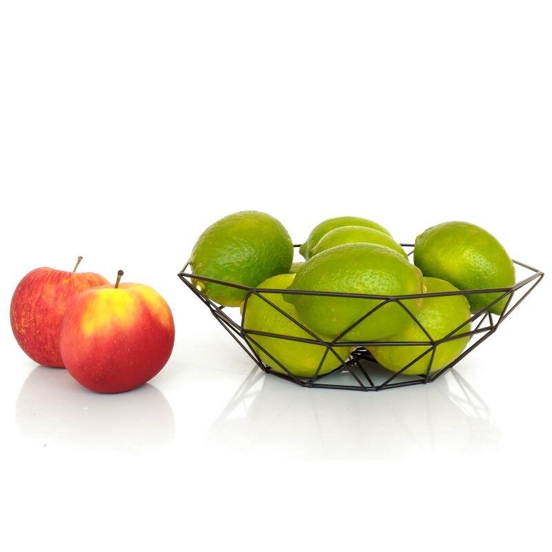 decobox工業風幾何水果盤