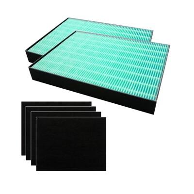 怡悅HEPA抗菌濾心/濾網組  適Coway AP-1216L AP1216L AP1216 清淨機 (5.3折)