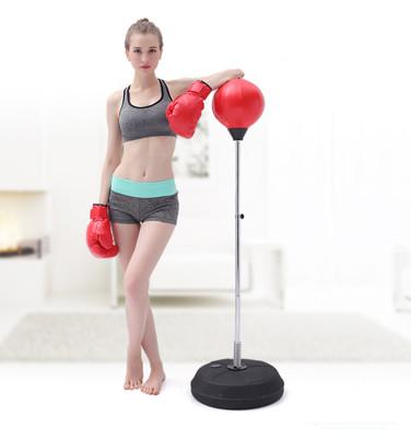 拳擊速度球沙袋立式拳擊球家用減壓玩具成人不倒翁訓練器材【快速出貨】 (5折)
