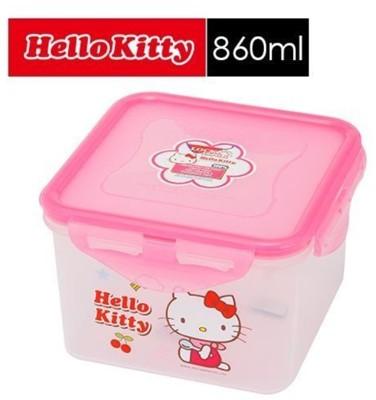 【樂扣樂扣】HELLO KITTY PP保鮮盒-860ML(HPL855-KT) (9.6折)
