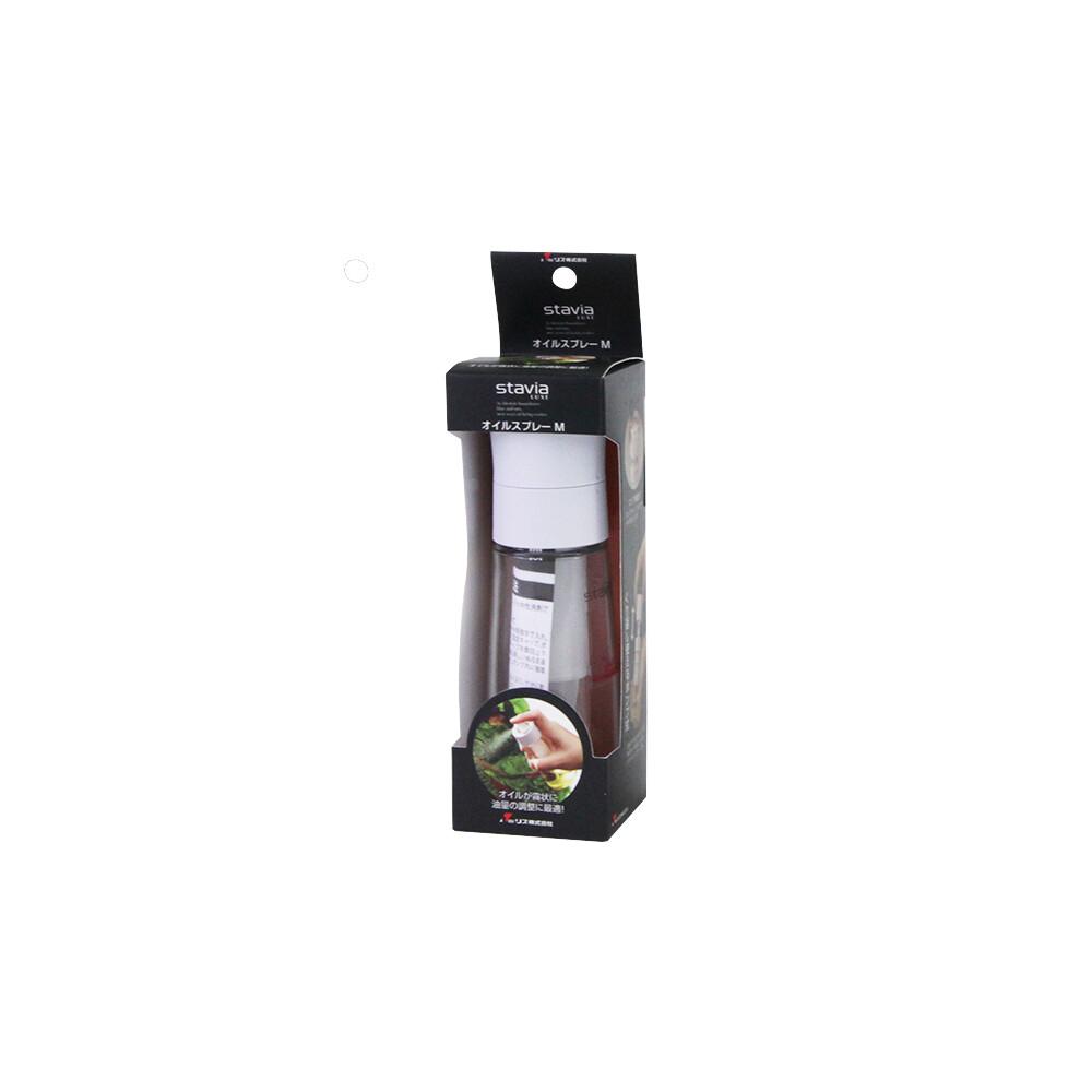 60ml日本risu手動加壓泵玻璃料理霧式噴油罐-m-白-rs-1289