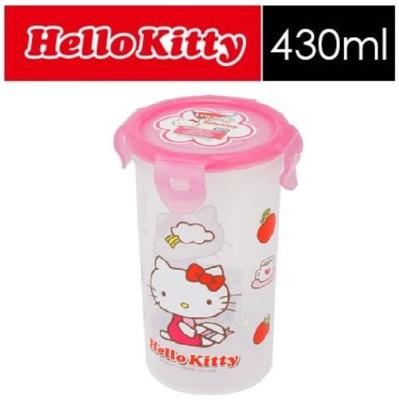 樂扣樂扣HELLO KITTY微波保鮮盒-圓形430ML(HPL931L-KT) (9.4折)