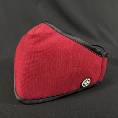 PYX 品業興 康頓 4層抗菌防霾口罩 - 紅 (9.1折)