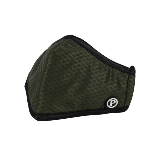 pyx 品業興 p輕薄型口罩 -網格綠最新花色