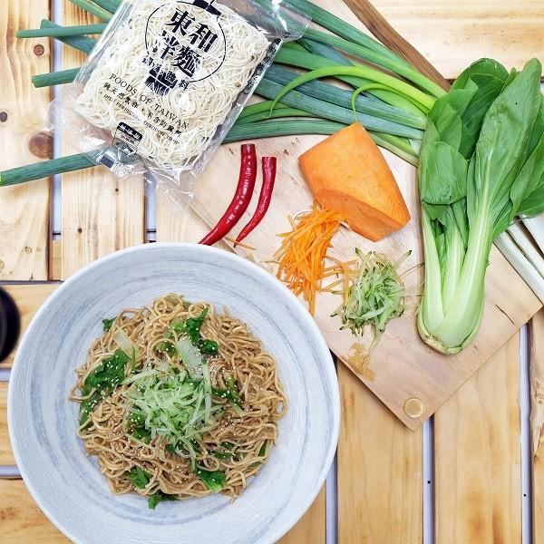 東和 百年老店麻醬拌麵 (四入)