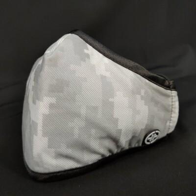 PYX 品業興 H康頓級 口罩 - 數位迷彩灰 (9.1折)