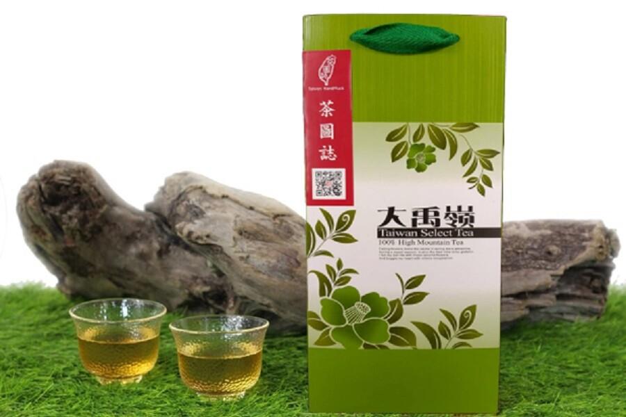 茶圖誌-原葉手摘 大禹嶺黎山烏龍 (茶包30入)