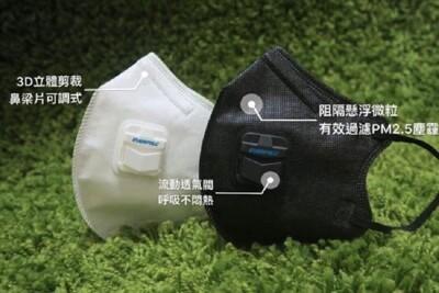 EVERYPOLL 愛惠浦科技 【防霾PM2.5口罩】 (12入) (8.9折)