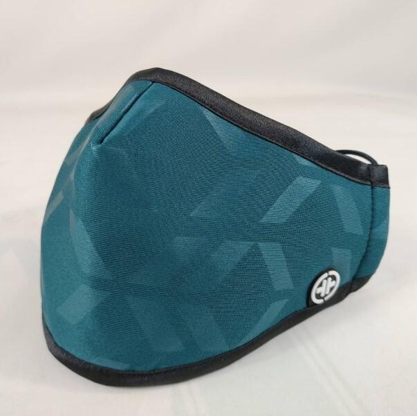 pyx 品業興 h康頓級 口罩 - 湖水綠