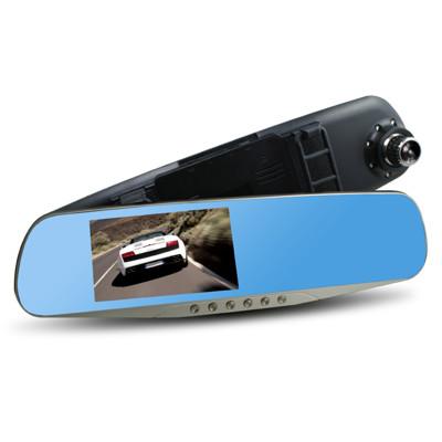 行走天下 RS073 1080P 後視鏡高畫質行車記錄器-加贈8G記憶卡 (2.8折)