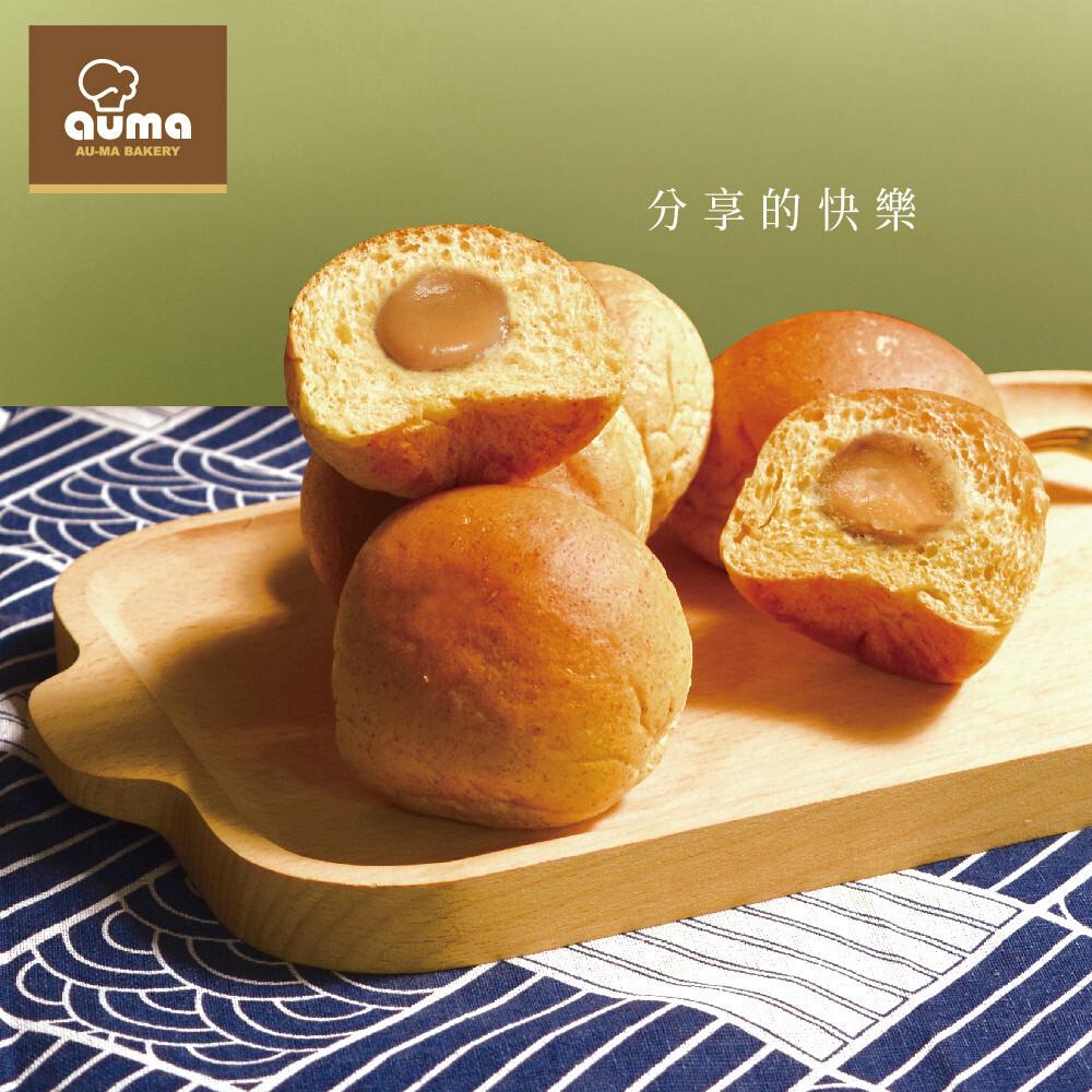 奧瑪烘焙福源花生醬爆漿餐包10入/包 (copy)