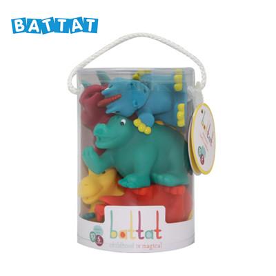【美國B.Toys】洗澡玩具-恐龍 (8折)