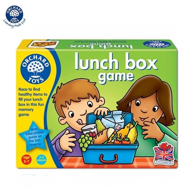 英國orchard toys桌遊-野餐趣