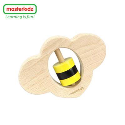 【英國Masterkidz】木製嬰兒手搖玩具 (2款可選) (9.6折)