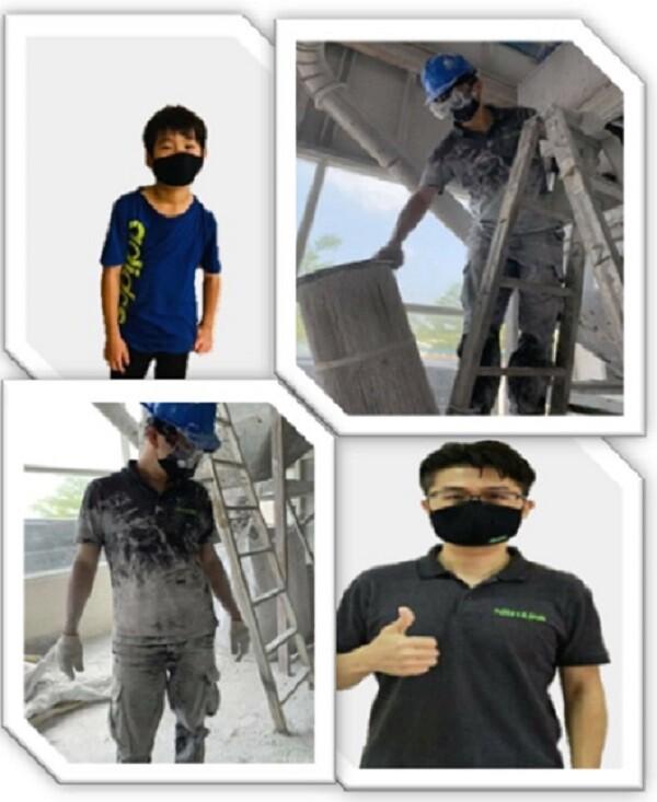 抗pm2.5 防霾口罩
