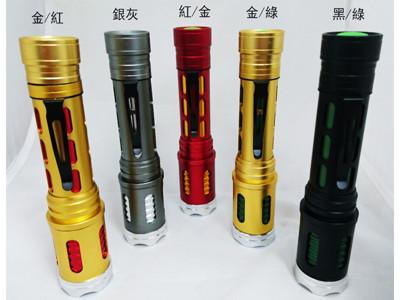 L2強光變形金剛手電筒套裝組 (5.1折)