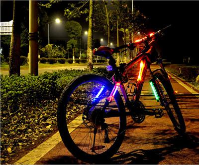 單車安全閃光LED警示燈 (4.8折)