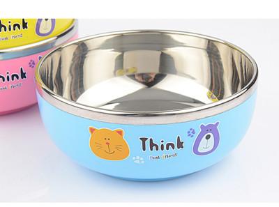 304不鏽鋼兒童碗 (3.2折)