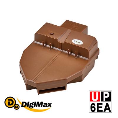 DigiMax★UP-6EA 『滅蟑戰艦』環保電子捕蟑器 (7.7折)