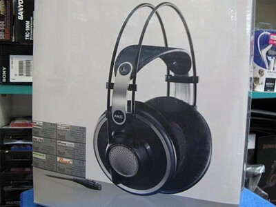 東京快遞耳機館 AKG K702 頂級耳罩式耳機 歐洲藝術工匠 永久保修 (10折)