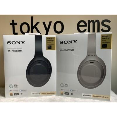 東京快遞耳機館 SONY WH-1000XM4 無線 藍芽 抗噪 頭戴式 耳罩式 (10折)